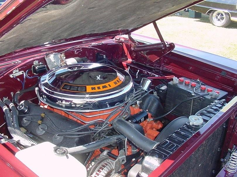 Hemi Air Cleaner : Air cleaner id from nick s garage dodgetalk dodge car