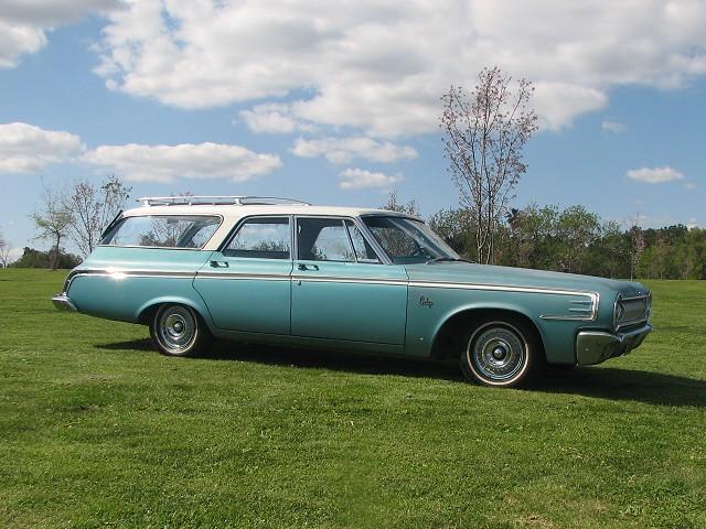 1964 dodge 440 wagon nicks garage for Garage top car marseille